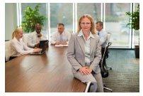 female company director photo
